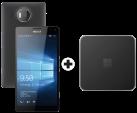 Microsoft Lumia 950 XL Dual SIM, schwarz + Microsoft Display Dock HD-500