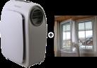 SONNENKÖNIG FRESCO 1200 + SONNENKÖNIG Kit pour fenêtres - Mobile