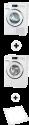 Miele WMF 100-21 CH + Miele TMG 800-40 CH + Miele WTV502
