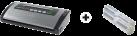 Solis EasyVac Plus tipo 571 + Solis Sacchetti per sottovuoto 20x600cm