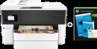 HP OfficeJet Pro 7740 All-in-One - Multifunktionsdrucker - 33ppm - Weiss + HP 953XL Value Pack