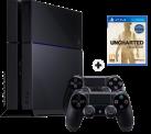 Sony PlayStation 4 1TB Bundle, schwarz