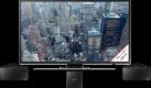 SAMSUNG UE65JU6470UXZG, LCD/LED TV, 65 900 Hz, noir + SAMSUNG WAM350, Noir + SAMSUNG WAM250
