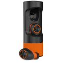 Motorola VerveOnes+ - In-Ear Kopfhörer Wireless - Bluetooth - Schwarz/Orange