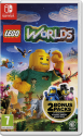 LEGO Worlds per Nintendo Switch, tedesco / francese