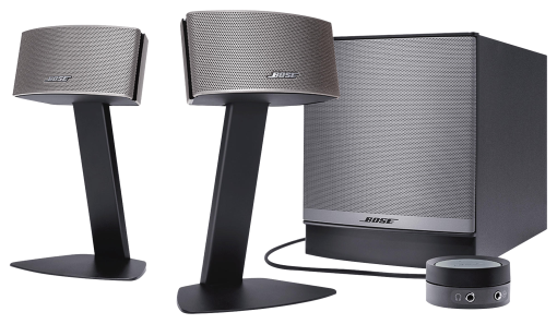 bose companion 50 g nstig kaufen pc lautsprecher media markt online shop. Black Bedroom Furniture Sets. Home Design Ideas