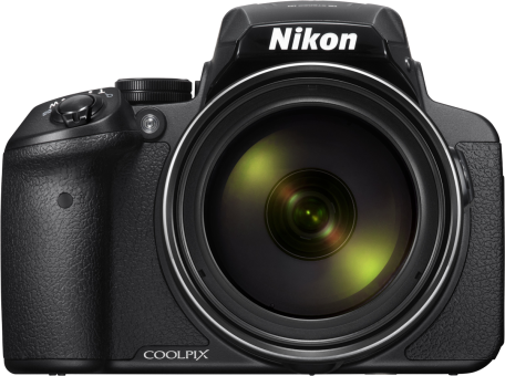 Nikon COOLPIX P900, 16MP, Noir