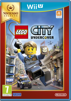 Wii U - Lego City Undercover /D