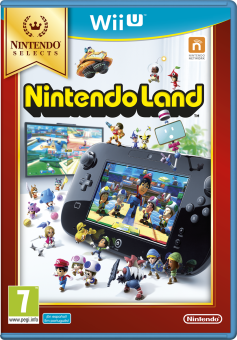 Wii U - Nintendo Land /F