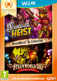 SteamWorld Collection (Nintendo Selects), Wii U [Version allemande]