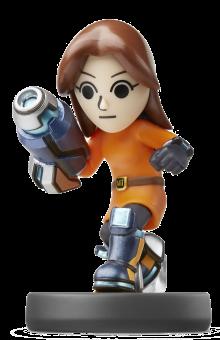 Nintendo amiibo Mii-Schützin