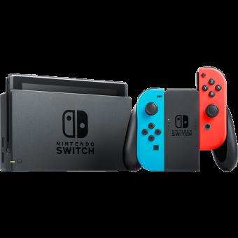 Nintendo Nintendo Switch Rouge/Bleu Switch Konsolen
