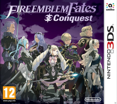 Fire Emblem Fates: Conquest, 3DS