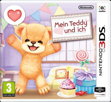 Nintendo 3DS Mein Teddy UND ICH /D (New) Nintendo 3DS Games