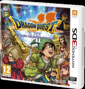 3DS - Dragon Quest 7 /F