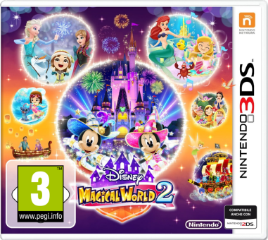 Disney Magical World 2, 3DS [Version italienne]