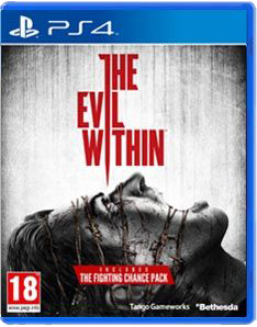 The Evil Within, PS4, deutsch