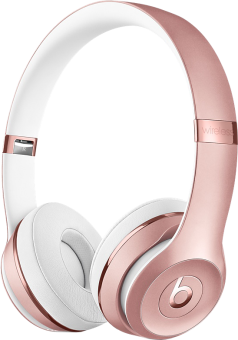 Beats Solo3 Wireless - Casque sans fil - Bluetooth - Or rose