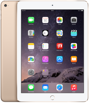 Apple iPad Air 2 -Tablet - 32 GB - Wi-Fi - Gold