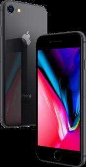 Apple iPhone 8 - iOS Smartphone - 256 GB - Space Grau