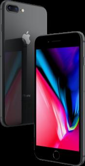 Apple iPhone 8 Plus - iOS Smartphone - 64 GB - Grau