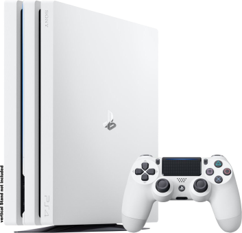 Sony PS Sony PS4 Pro - Console - 1 TB HDD - Console de jeu Blanc