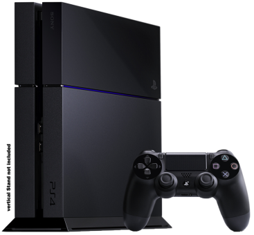 Sony PlayStation 4 500GB, nero