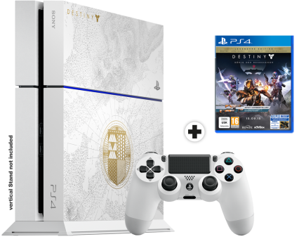 Sony PlayStation 4 Limited Destiny Edition, deutsch