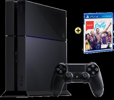 Sony Playstation 4 500Go + SingStar: Ultimate Party, multilingue