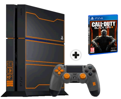 Sony PlayStation 4 Call of Duty: Black Ops 3 Limited Edition, allemand