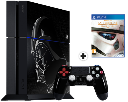 Sony PlayStation 4 Star Wars: Battlefront Edition