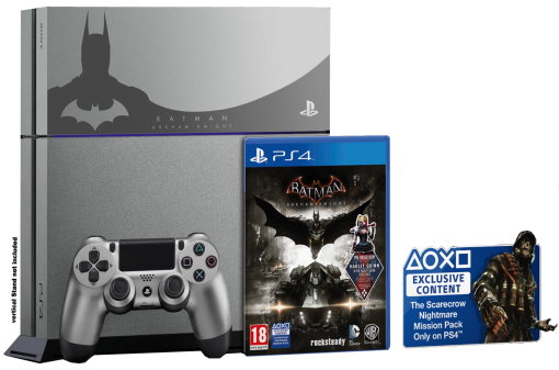 Sony PlayStation 4 Batman Arkham Knight Edition