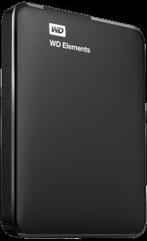 WD Elements Portable WDBU6Y0020BBK