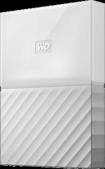 Western Digital My Passport - Hard Disk esterno - Capacità 2 TB - bianco