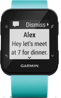 SmartWatch (montre connectée) Garmin