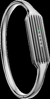 fitbit flex 2 - Bracelet - L - argent