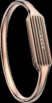 fitbit flex 2 - Cinturino - S - oro rosa