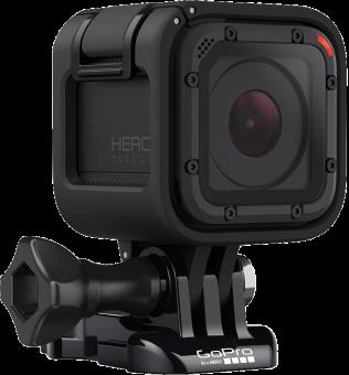 GoPro Hero Session - Actioncam - Modalità: 1920 x 1440 - Nero
