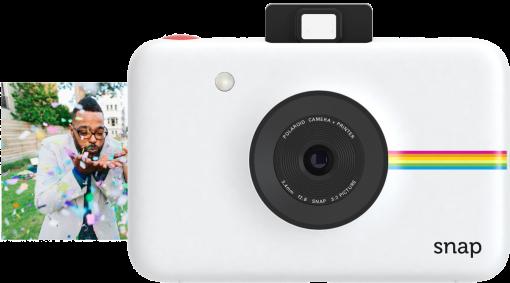 polaroid snap sofortbildkamera 10 mp weiss g nstig. Black Bedroom Furniture Sets. Home Design Ideas