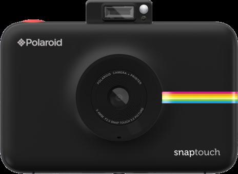 Polaroid Snap Touch - Appareil photo instantané - 13 MP - noir