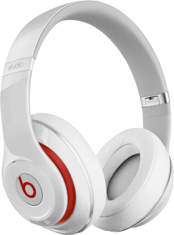 Beats by dr. dre Studio V2, weiss
