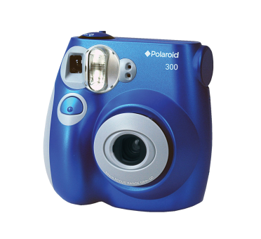 polaroid pic 300 sofortbild kamera blau g nstig kaufen. Black Bedroom Furniture Sets. Home Design Ideas