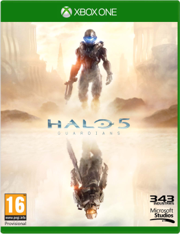 Halo 5 - Guardians, Xbox One [Version italienne]
