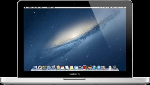 Apple MacBook Pro, 13.3, i5, 4GB, 500GB
