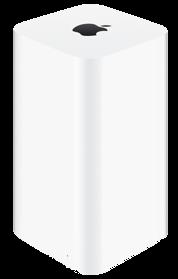 Apple AirPort Extreme Base Station Netzwerkfestplatten