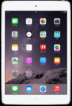 Apple iPad mini with Retina display, 16 GB, Wi-Fi, silber