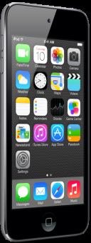 Apple iPod Touch, 32GB, spacegrau, 5G