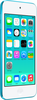 Apple iPod Touch, 16GB, 5G, blau
