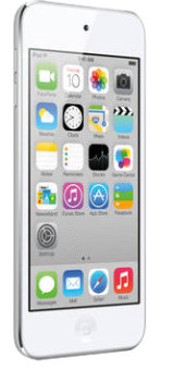 Apple iPod Touch, 16GB, 5G, argento
