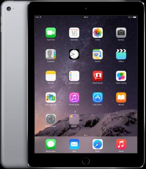 Apple iPad Air 2, 16 GB, Wi-Fi, spacegrau